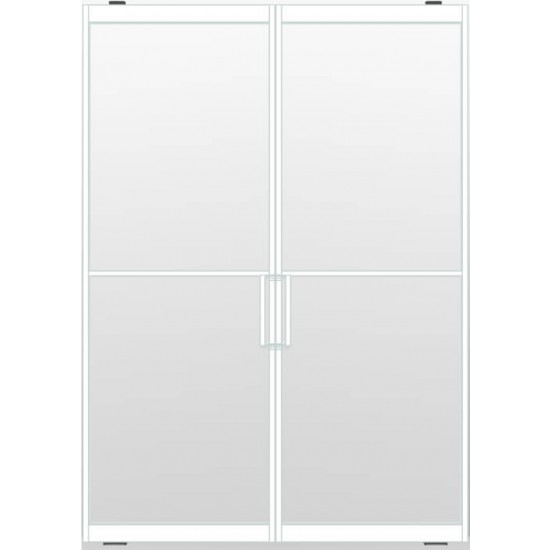 Industriële deurstel taats indu2 wit