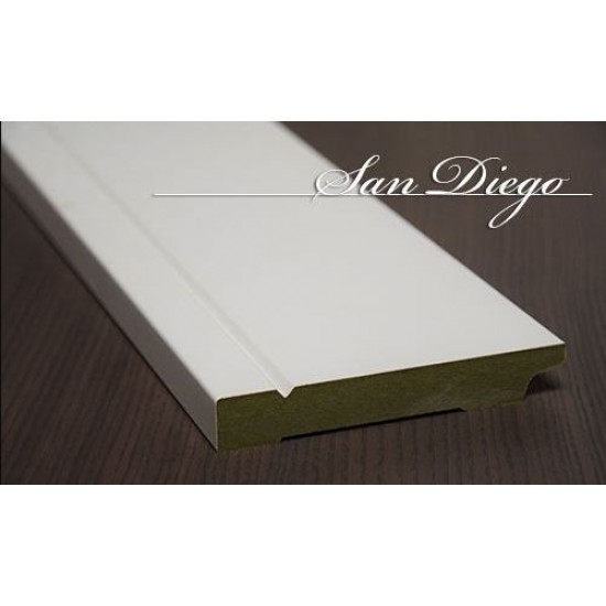 Plint San Diego MDF