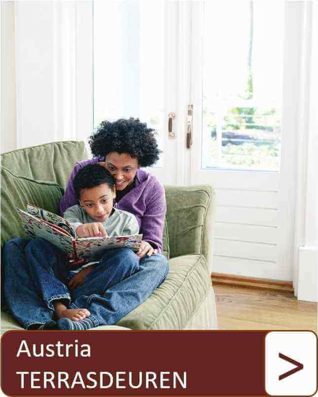 Austria terrasdeuren