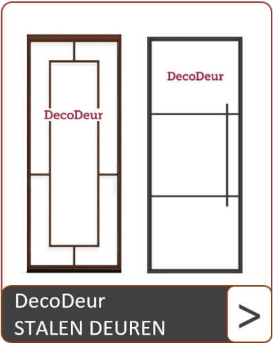 DecoDeur stalen deuren