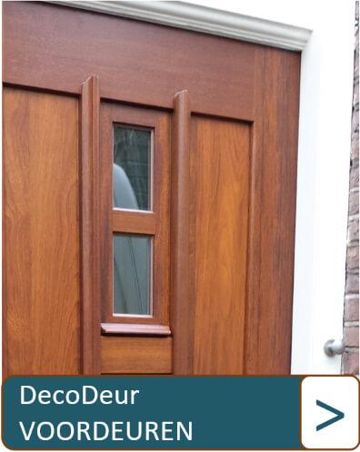 DecoDeur voordeuren