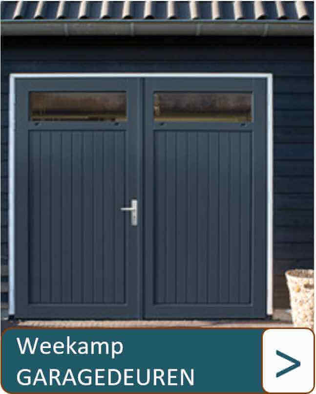 Weekamp garagedeuren