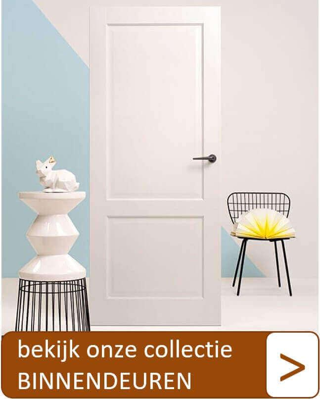 Bekijk onze collectie binnendeuren