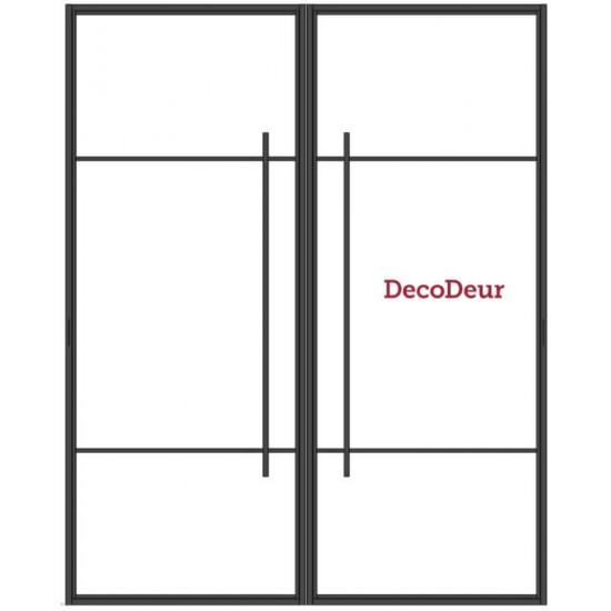 Stalen binnendeur DC-ST-0104-A