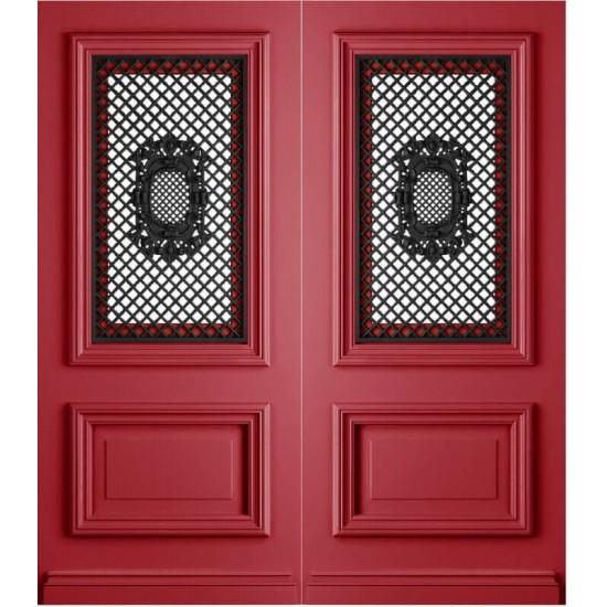 JV 5107 dubbele voordeur