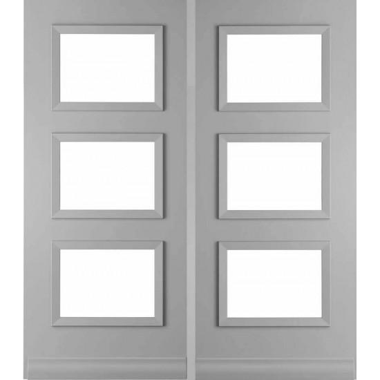 JV 5110 dubbele voordeur