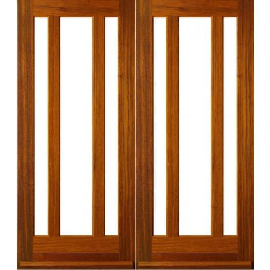 JV 5320 dubbele voordeur
