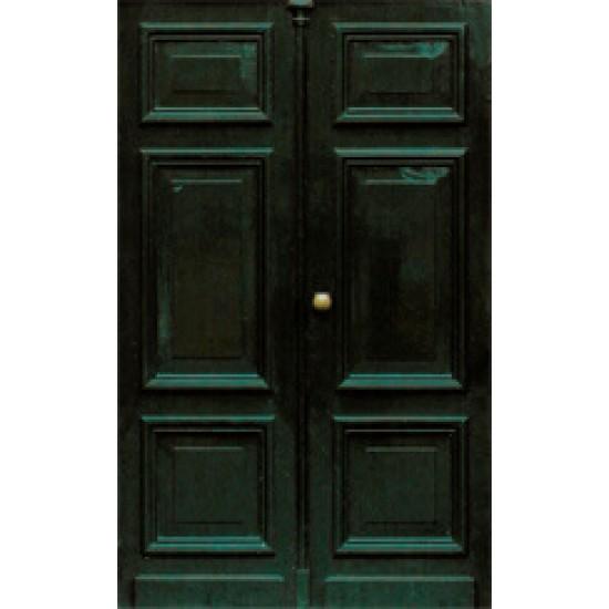 Dubbele voordeur KES-101