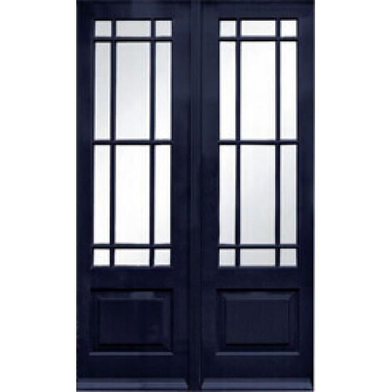 Dubbele voordeur KES-111