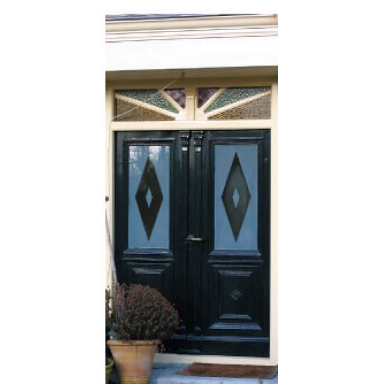 Dubbele voordeur KES-113