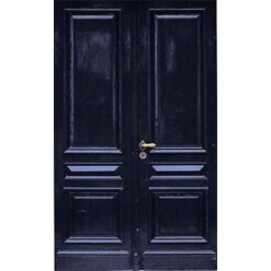 Dubbele voordeur KES-124