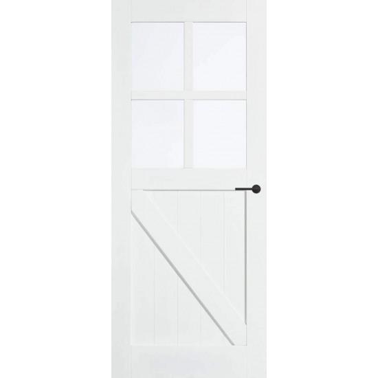 SKS 2518 links blank glas voorraad