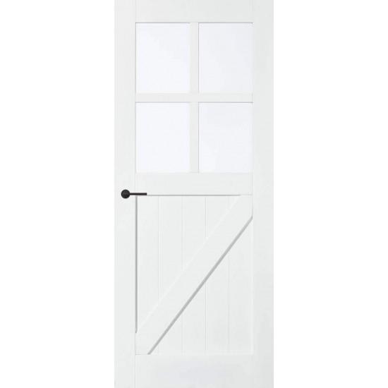 SKS 2518 rechts blank glas voorraad
