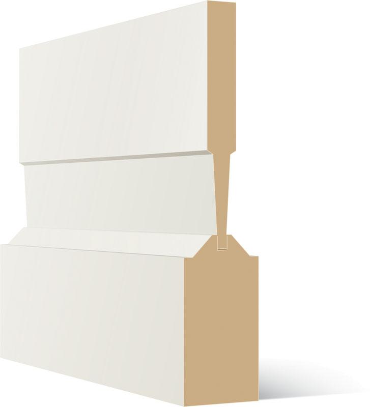 M-profiel standaard paneel