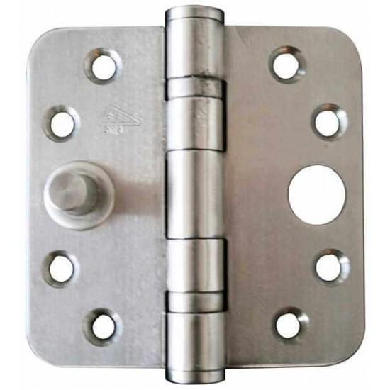 Scharnier RVS 304 SKG*** met nok 89x89mm
