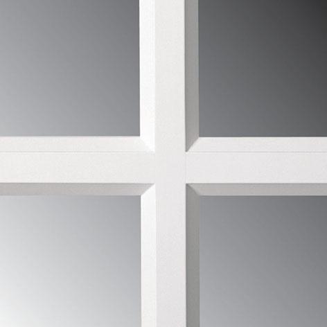 Detail glaslatten