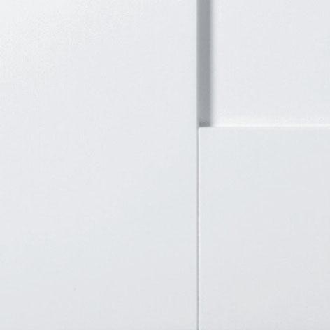Deur met paneel Cube X