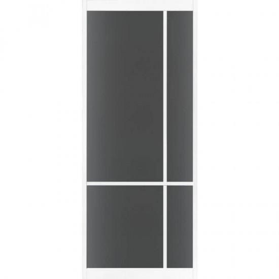 SSL 4207 rook glas taats of schuifdeur