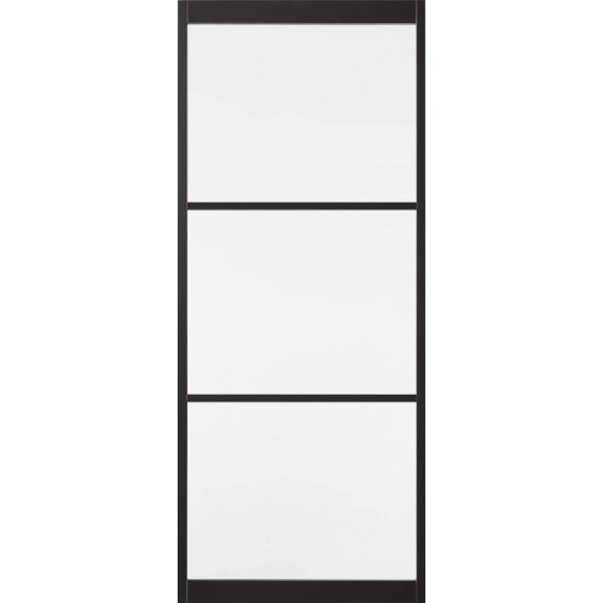 SSL 4103 blank glas taats of schuifdeur