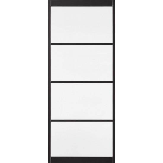 SSL 4104 blank glas taats of schuifdeur