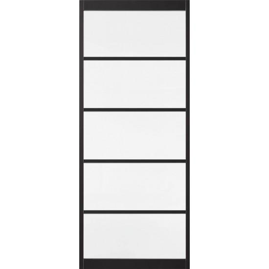 SSL 4105 blank glas taats of schuifdeur