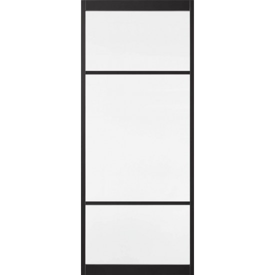 SSL 4106 nevel glas taats of schuifdeur