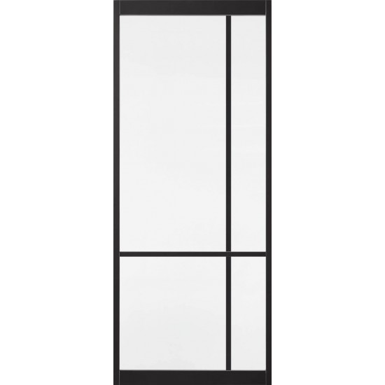 SSL 4107 blank glas taats of schuifdeur