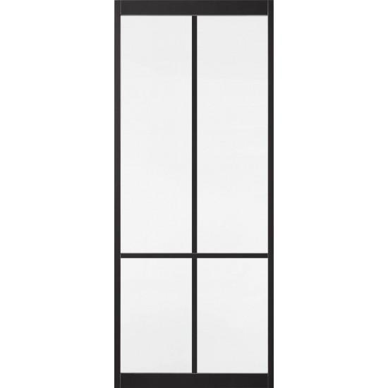 SSL 4108 blank glas taats of schuifdeur