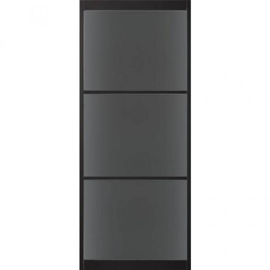 SSL 4103 rook glas taats of schuifdeur