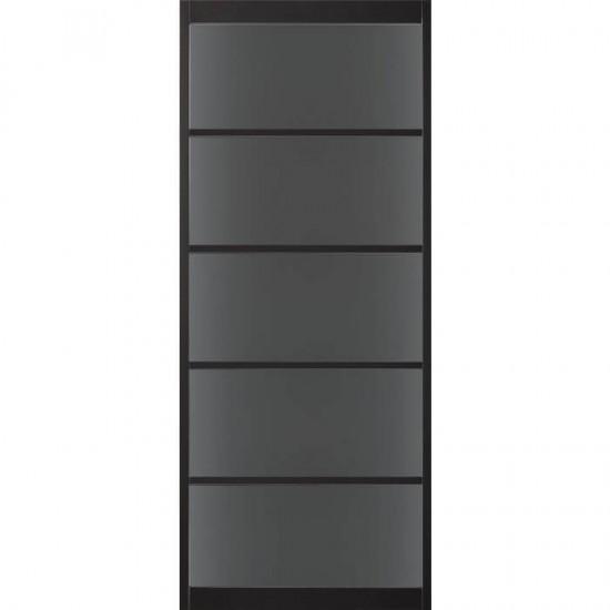 SSL 4105 rook glas taats of schuifdeur