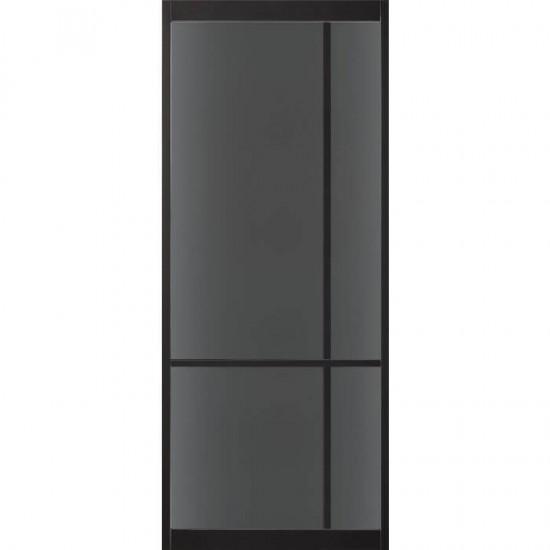 SSL 4107 rook glas taats of schuifdeur