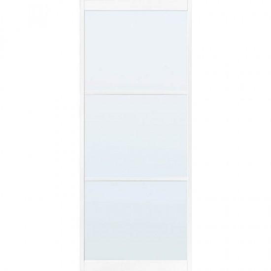SSL 4203 blank glas taats of schuifdeur