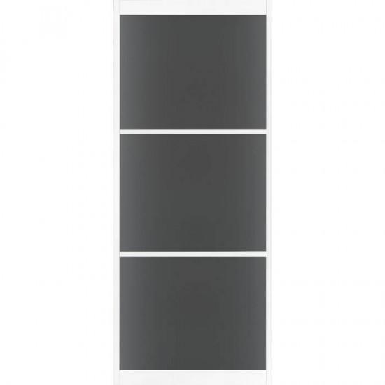 SSL 4203 rook glas taats of schuifdeur