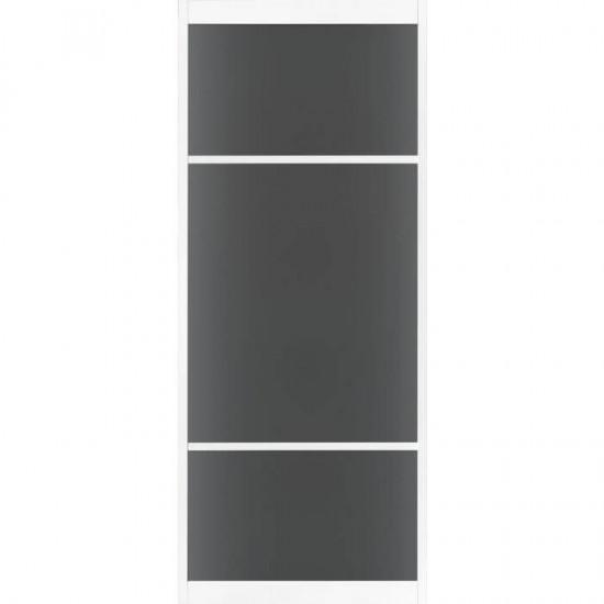 SSL 4206 rook glas taats of schuifdeur