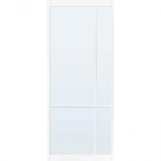 SSL 4207 blank glas taats of schuifdeur