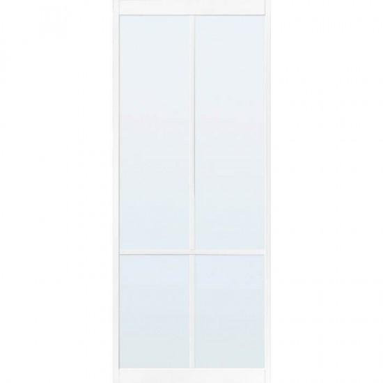 SSL 4208 blank glas taats of schuifdeur