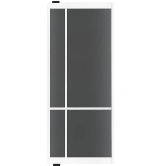 SSL 4209 rook glas taats of schuifdeur