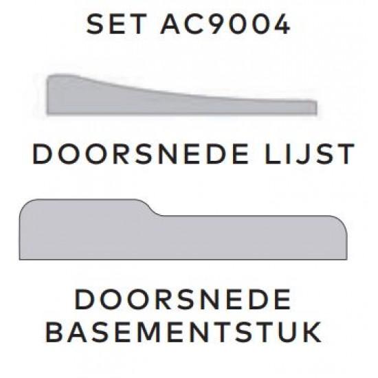 Aftimmerlijst AC9004
