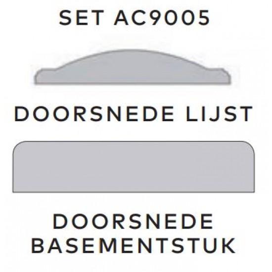 Aftimmerlijst AC9005
