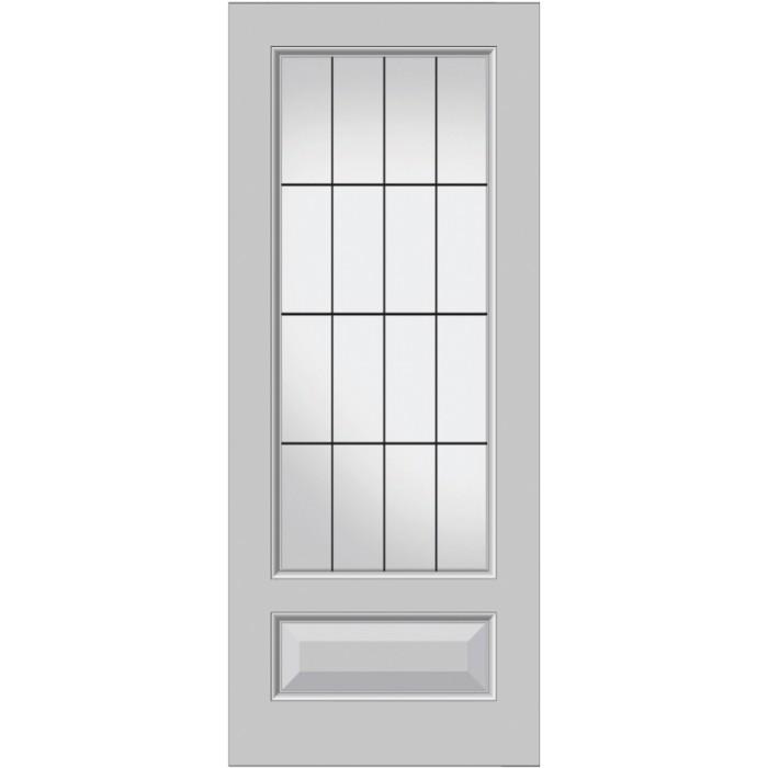 Binnendeur Glas In Lood.Wk6861 D2 D2 Incl Glas In Lood Maatwerk