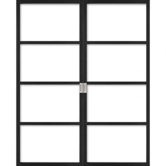 WK6328-C dubbel incl. blankglas maatwerk