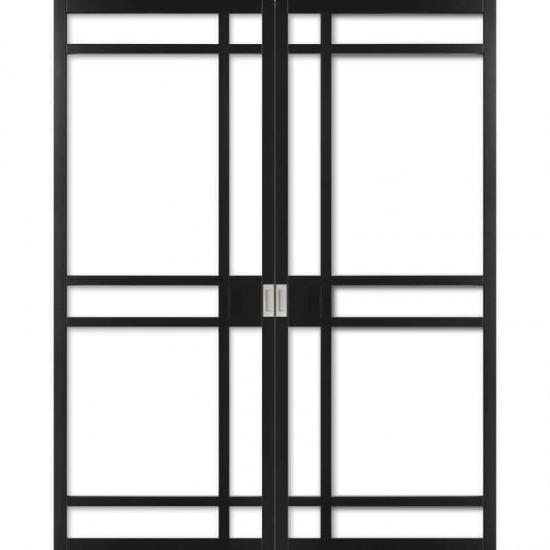 WK6334-C dubbel incl. blankglas maatwerk
