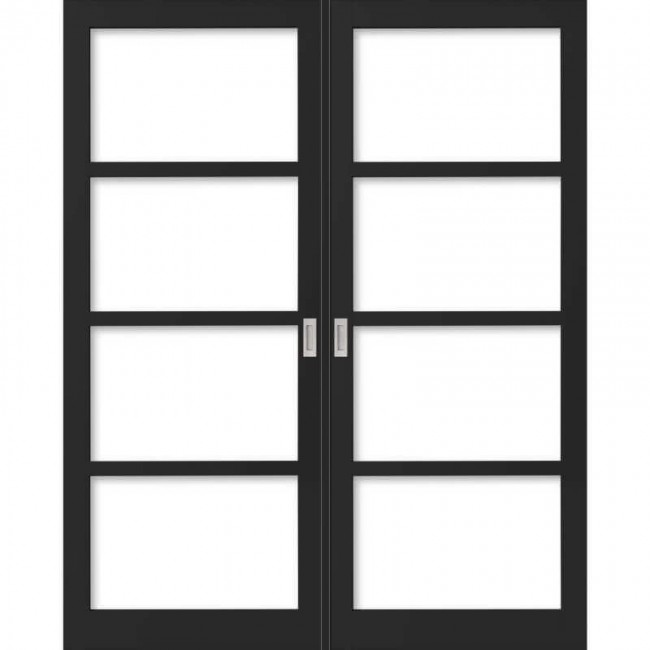 WK6358-C dubbel incl. blankglas maatwerk