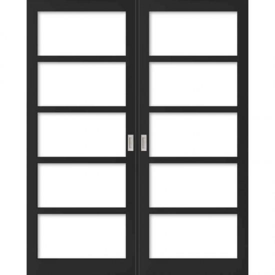 WK6360-C dubbel incl. blankglas maatwerk