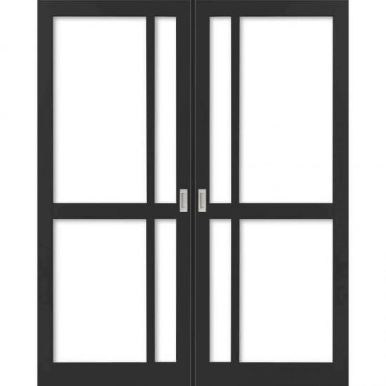 WK6362-C dubbel incl. blankglas maatwerk